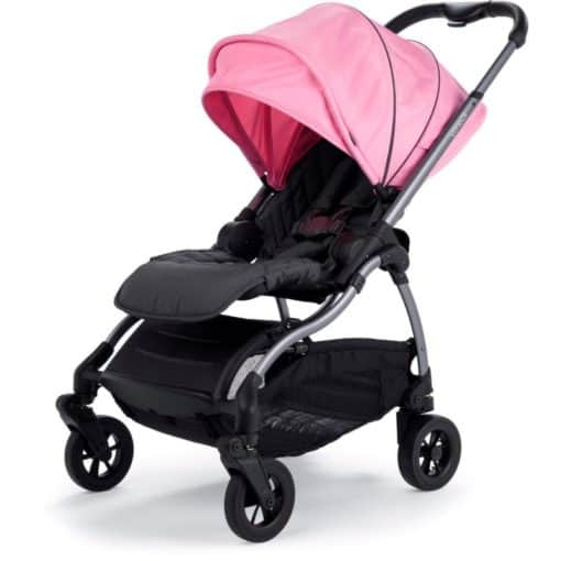 iCandy Raspberry Moonrock Pushchair-Piccadilly Pink