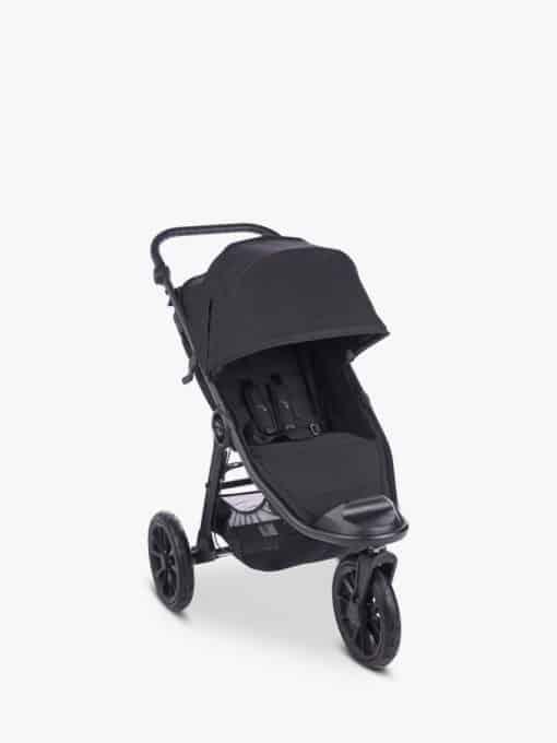 Baby Jogger City Mini Elite2 Pushchair, Jet