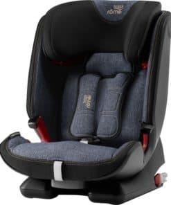 Britax Advansafix IV M Car Seat-Blue Marble
