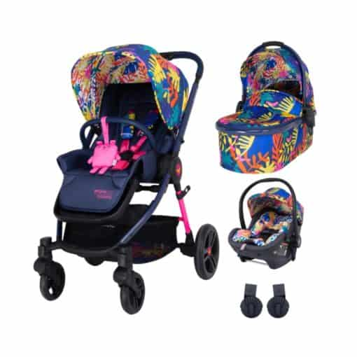 Cosatto Wowee Premium Travel System-Club Tropicana