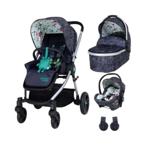 Cosatto Wowee Premium Travel System-My Town