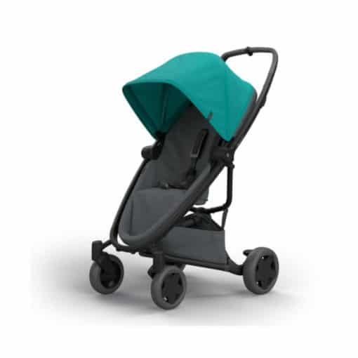 Quinny Zapp Flex Plus Stroller-Green on Graphite