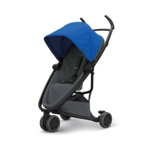 Quinny Zapp Flex Stroller-Blue on Graphite (NEW)