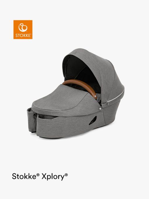 Stokke Xplory X Carrycot, Grey