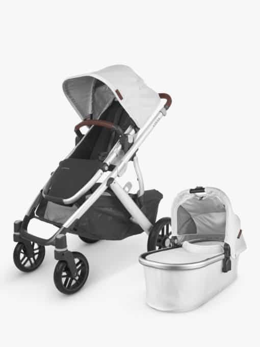 UPPAbaby Vista V2 Pushchair and Carrycot, Bryce