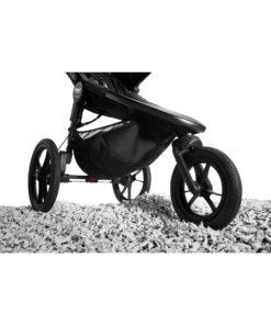 Baby Jogger Summit X3 Pushchair, Midnight Black