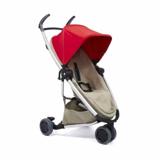Quinny Zapp Flex Stroller-Red on Sand (NEW)