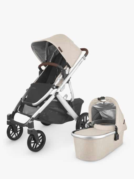 UPPAbaby Vista V2 Pushchair and Carrycot, Declan
