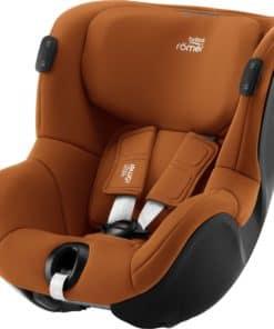 Britax DUALFIX iSENSE Group 0+/1 Car Seat-Golden Cognac (NEW 2021)