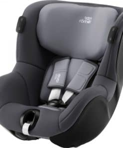Britax DUALFIX iSENSE Group 0+/1 Car Seat-Midnight Grey (NEW 2021)