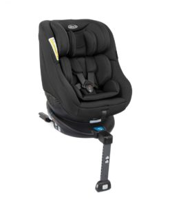 Graco Turn2Me 360° Rotating Group 0+/1 ISOFIX Car Seat-Black (NEW 2021)
