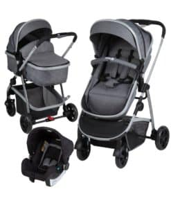 Safety 1st Hello 3in1-Black Chic (NEW 2021)