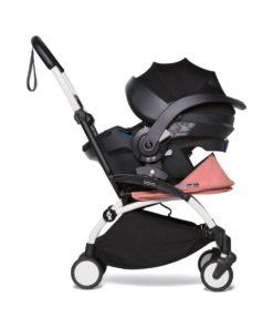 BABYZEN BeSafe iZi Go Modular Car Seat-Black (New)