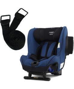 Axkid Minikid 2.0 Car Seat-Sea + FREE Tether Straps Worth £20!