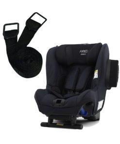 Axkid Minikid 2.0 Car Seat-Tar + FREE Tether Straps Worth £20!