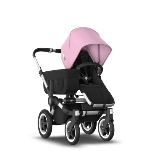 Bugaboo Donkey 2 Mono Seat and carrycot pushchair