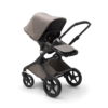 Bugaboo Fox Seat and carrycot pushchair