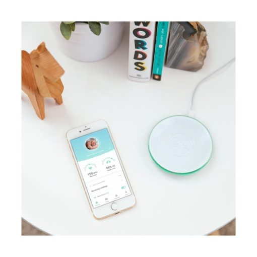 Owlet Monitor Duo Bundle 3-Mint (NEW)