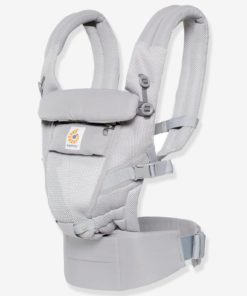 Adapt Cool Air Mesh Baby Carrier by ERGOBABY grey