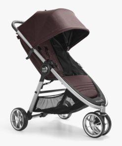 Baby Jogger City Mini 2 Pushchair, Brick Mahogony
