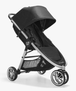 Baby Jogger City Mini 2 Pushchair, Opulent Black
