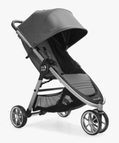 Baby Jogger City Mini 2 Pushchair, Stone Grey