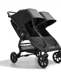 Baby Jogger City Mini GT2 Double Stroller-Opulent Black