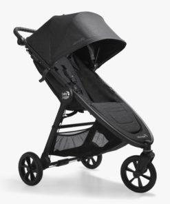 Baby Jogger City Mini GT2 Pushchair, Opulent Black