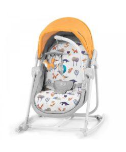 Kinderkraft UNIMO 5in1 Cradle-Forest Yellow
