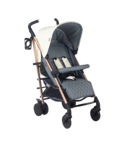 My Babiie MB51 Billie Faiers Quilted Champagne Lightweight Stroller (MB51BFQC)