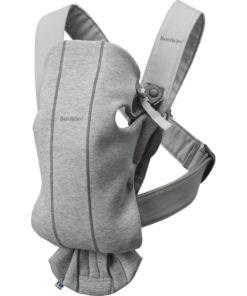 Baby Bjorn Mini Baby Carrier-Light Grey