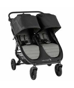 Baby Jogger City Mini GT2 Double Stroller-Slate