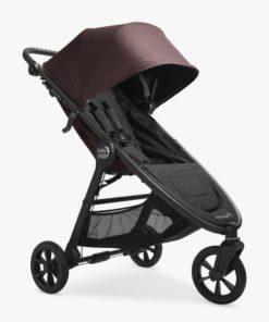 Baby Jogger City Mini GT2 Pushchair, Brick Mahogony