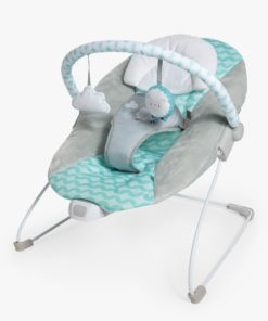 Ingenuity Ity Bouncity Bounce Vibrating Deluxe Bouncer